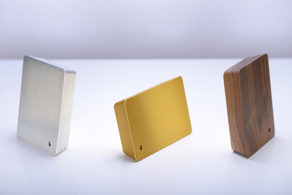 Brick Lamp by HCWD Studio