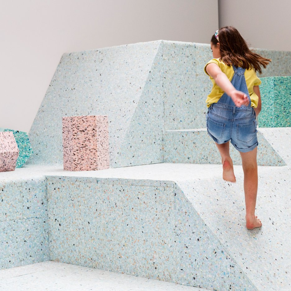 Brutalist Playground by Assemble