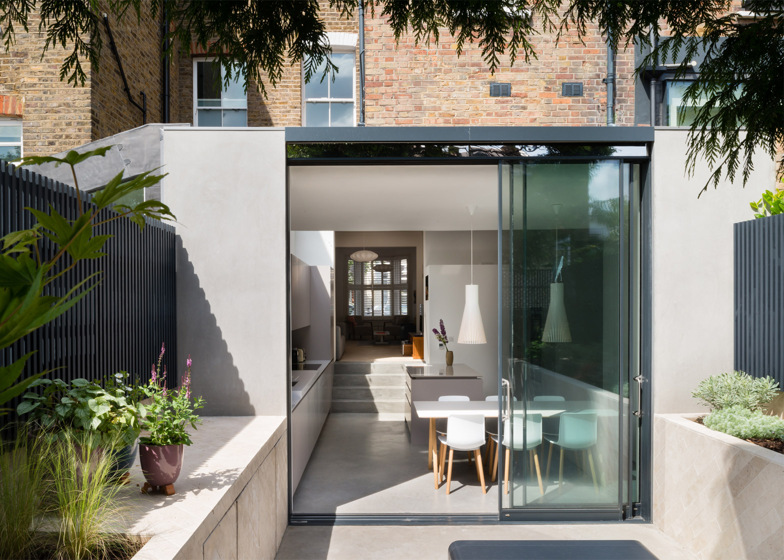 Calabria Road by Architecture for London