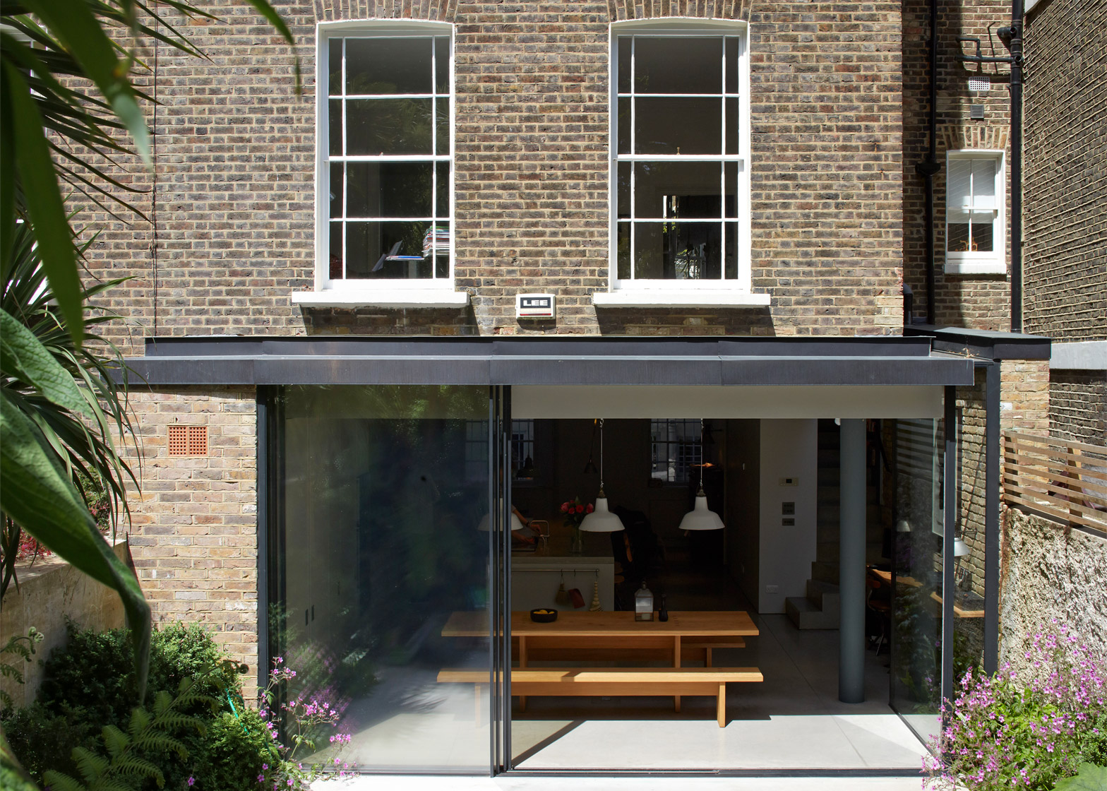 Camden Townhouse by Ben Adams Architects