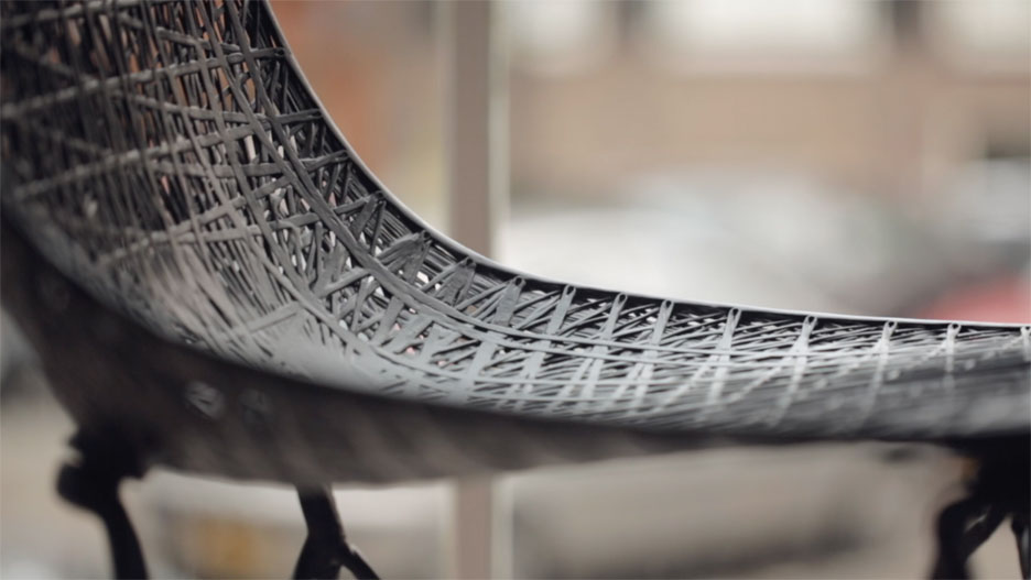 Carbon Chair by Bertjan Pot and Marcel Wanders for Moooi