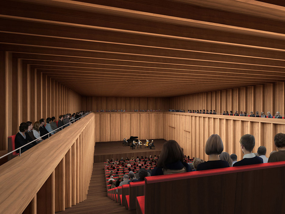 Carmen Würth Forum by David Chipperfield