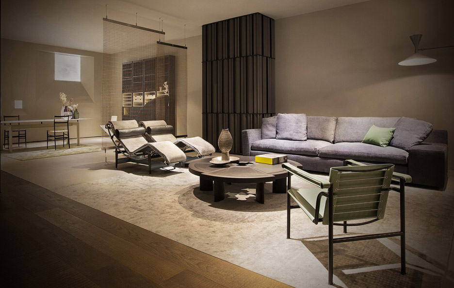 Cassina showroom in New York by Patricia Urquiola