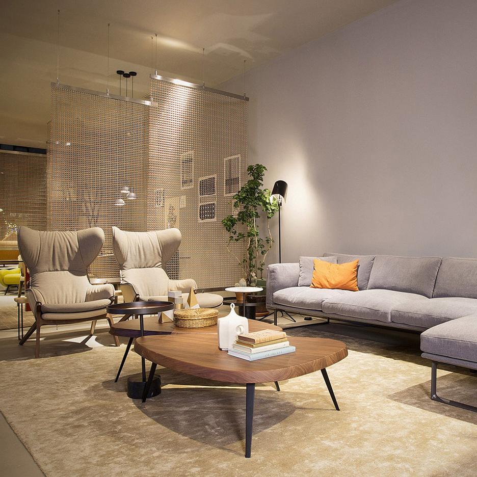 Interior Design Furniture Showrooms New Jersey ~ Patricia urquiola overhauls cassina s new york showroom