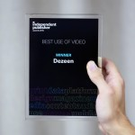 "Dezeen wins independent publishing award for ""elegantly made and truly engaging video"""
