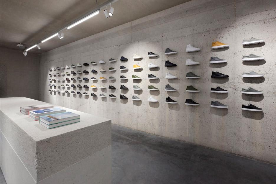 ETQ Store Amsterdam by Studio Jos van Dijk