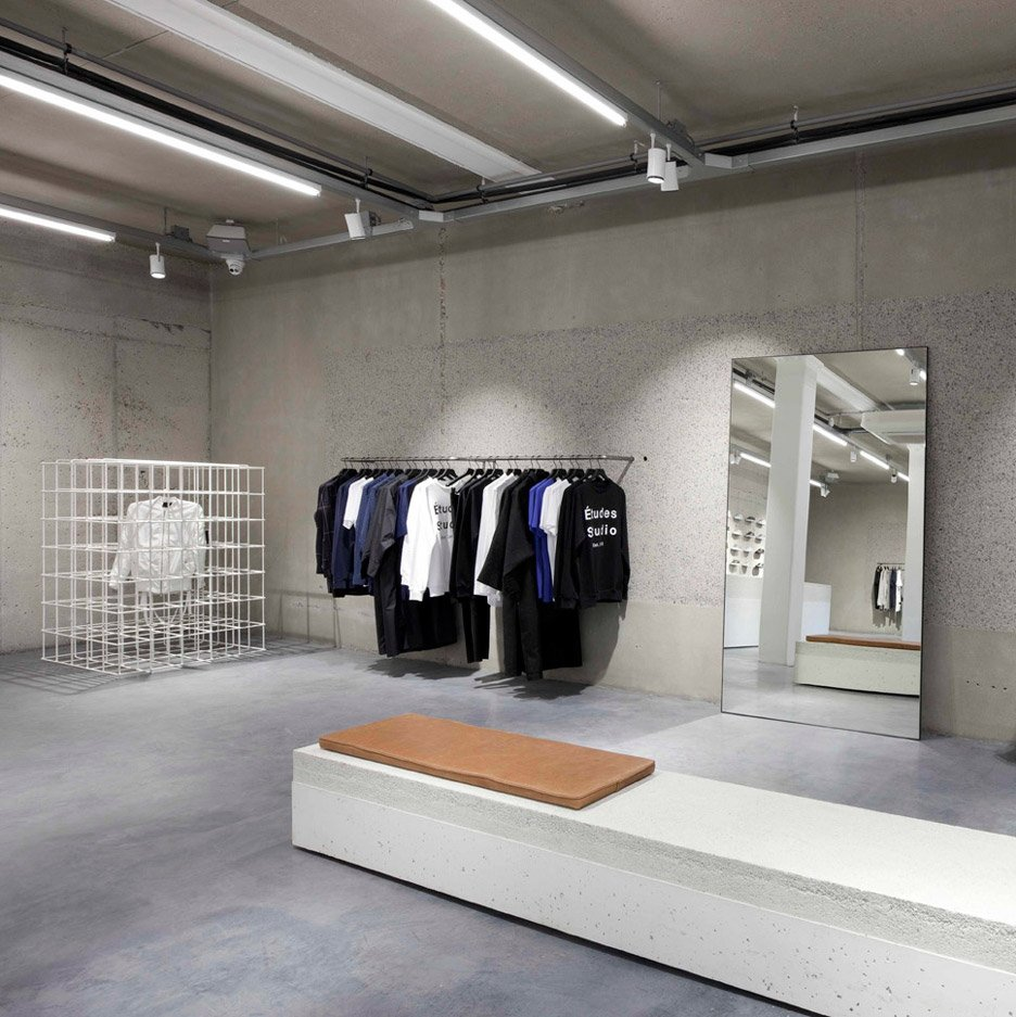 shoe shop design dezeen rh dezeen com