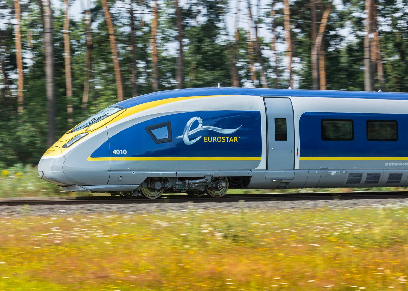 Eurostar redesign slammed by fashion's elite