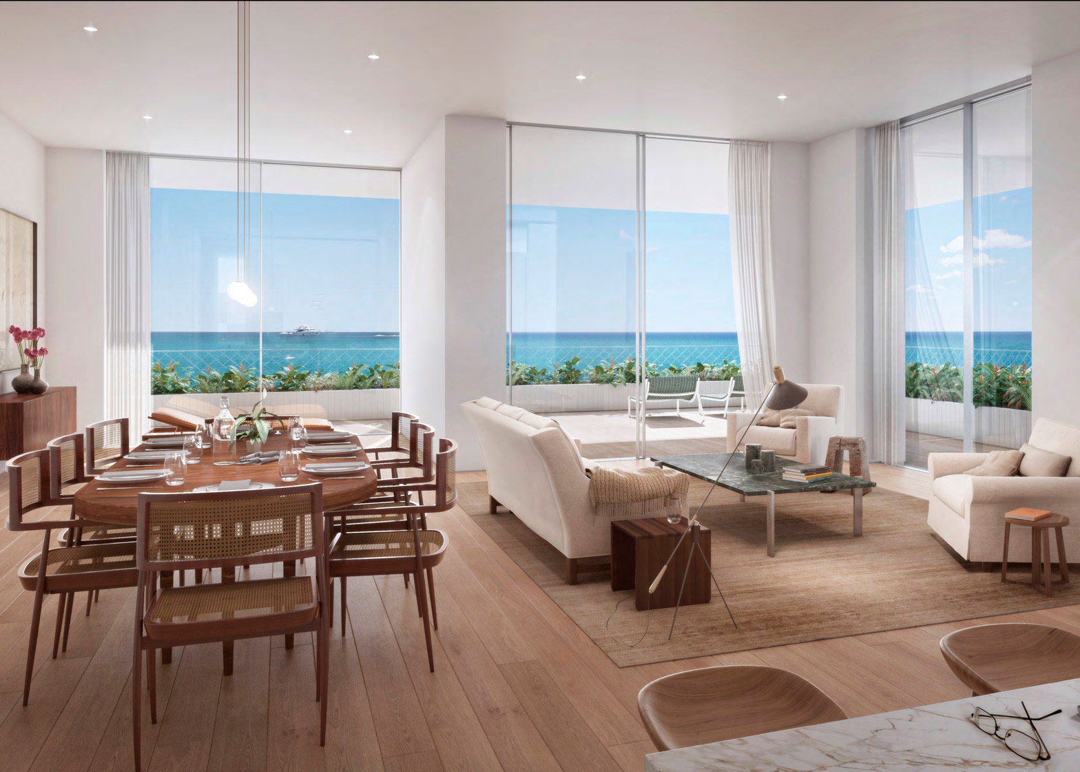 Fasano Hotel and Residences at Shore Club by Isay Weinfield