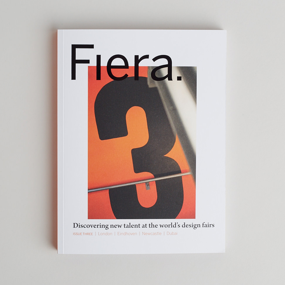 Fiera magazine issue three