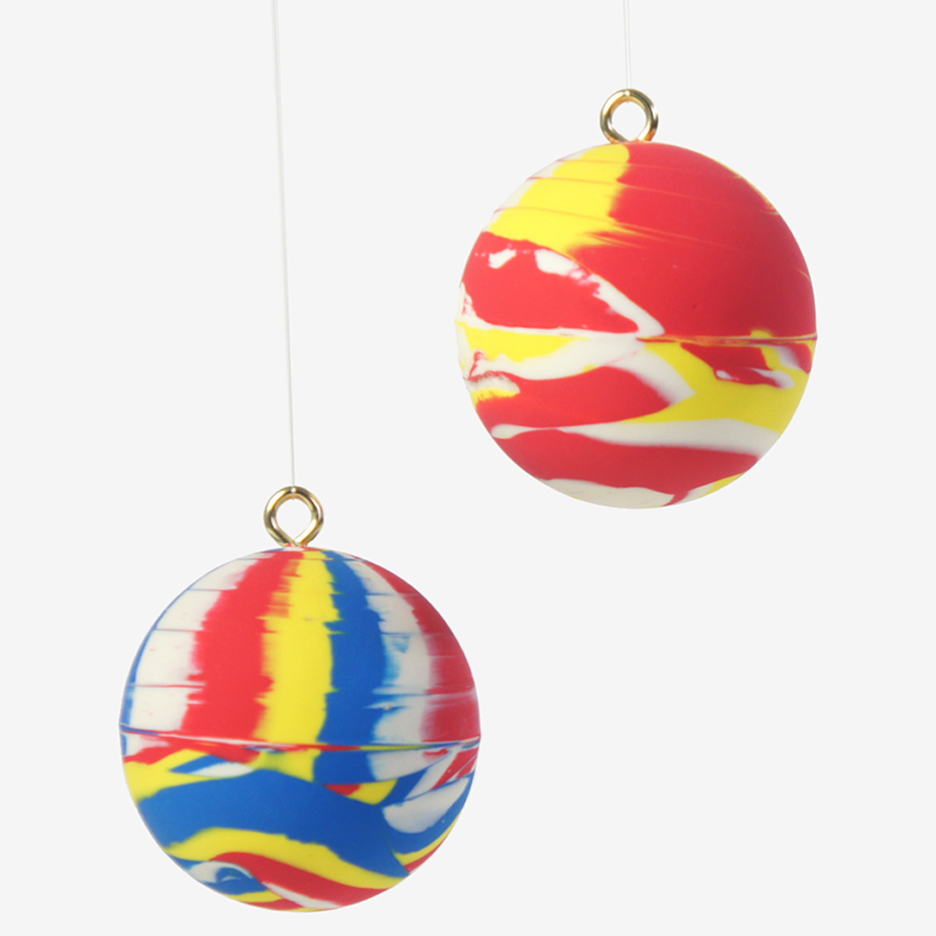 Sebastian Bergne's bouncy baubles and four other unusual designs for Christmas