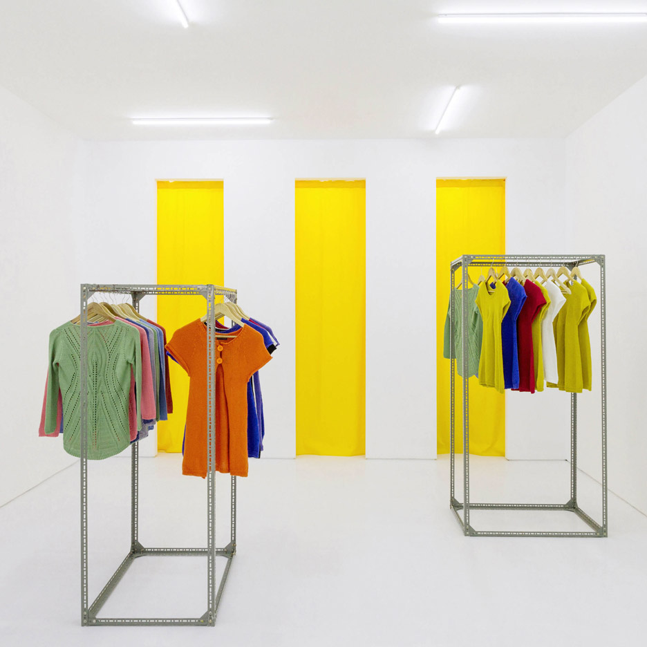 Fala Atelier converts Porto shoe shop into pared-back fashion boutique