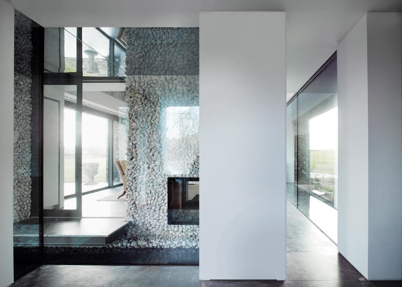 Flint House by Skene Catling de la Peña