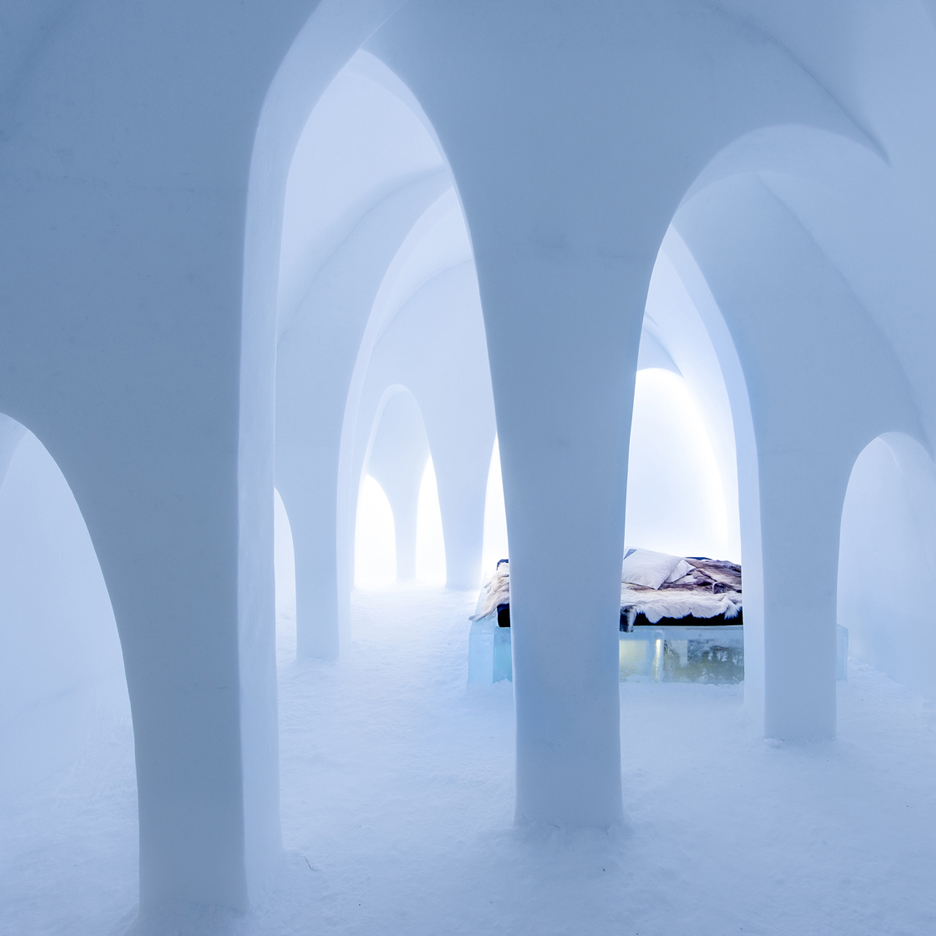 Icehotel 2016 opens in Lapland with suites themed around animals and films