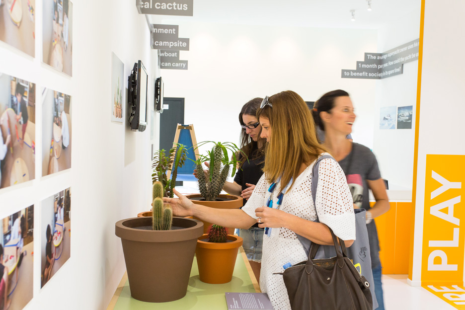 Global Grad Show at Dubai Design Week 2015