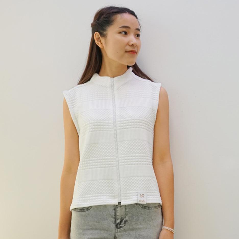 Zishi Posture Sensing Garment by Qi Wang