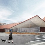 Gluckman Tang designs museums for art and model trains in western Massachusetts