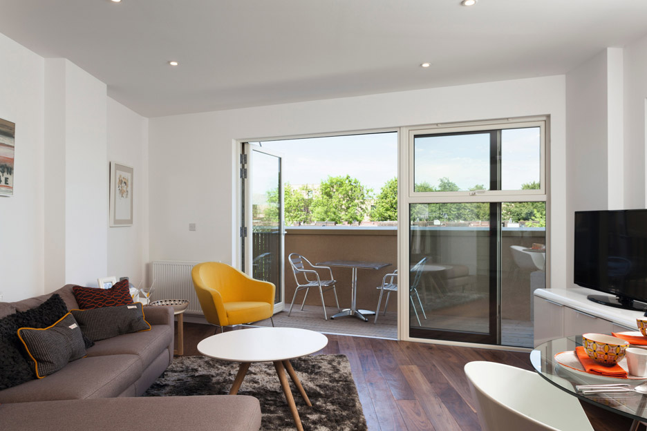 Grahame Park by Peter Barber Architects