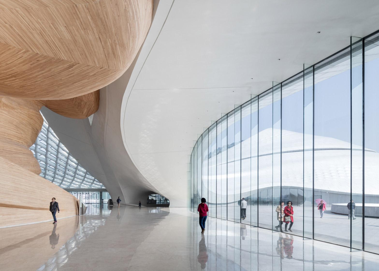 Harbin Opera House by MAD