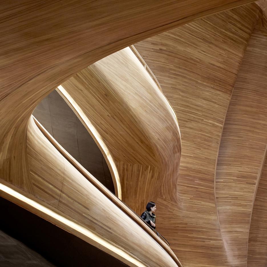 Robert l franklin tumblr this week mad 39 s harbin opera for Beijing opera house architect