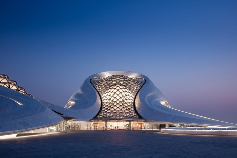 Harbin Opera House by MAD