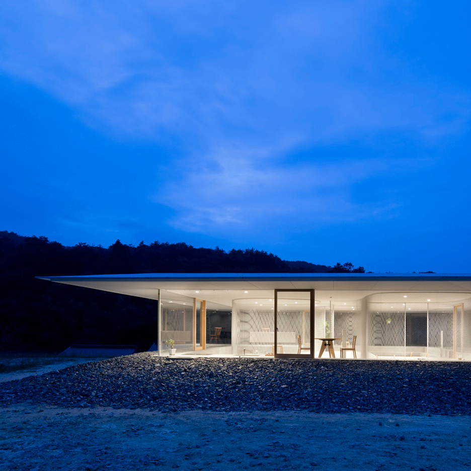 Hiroshima Hut by Suppose Design Office