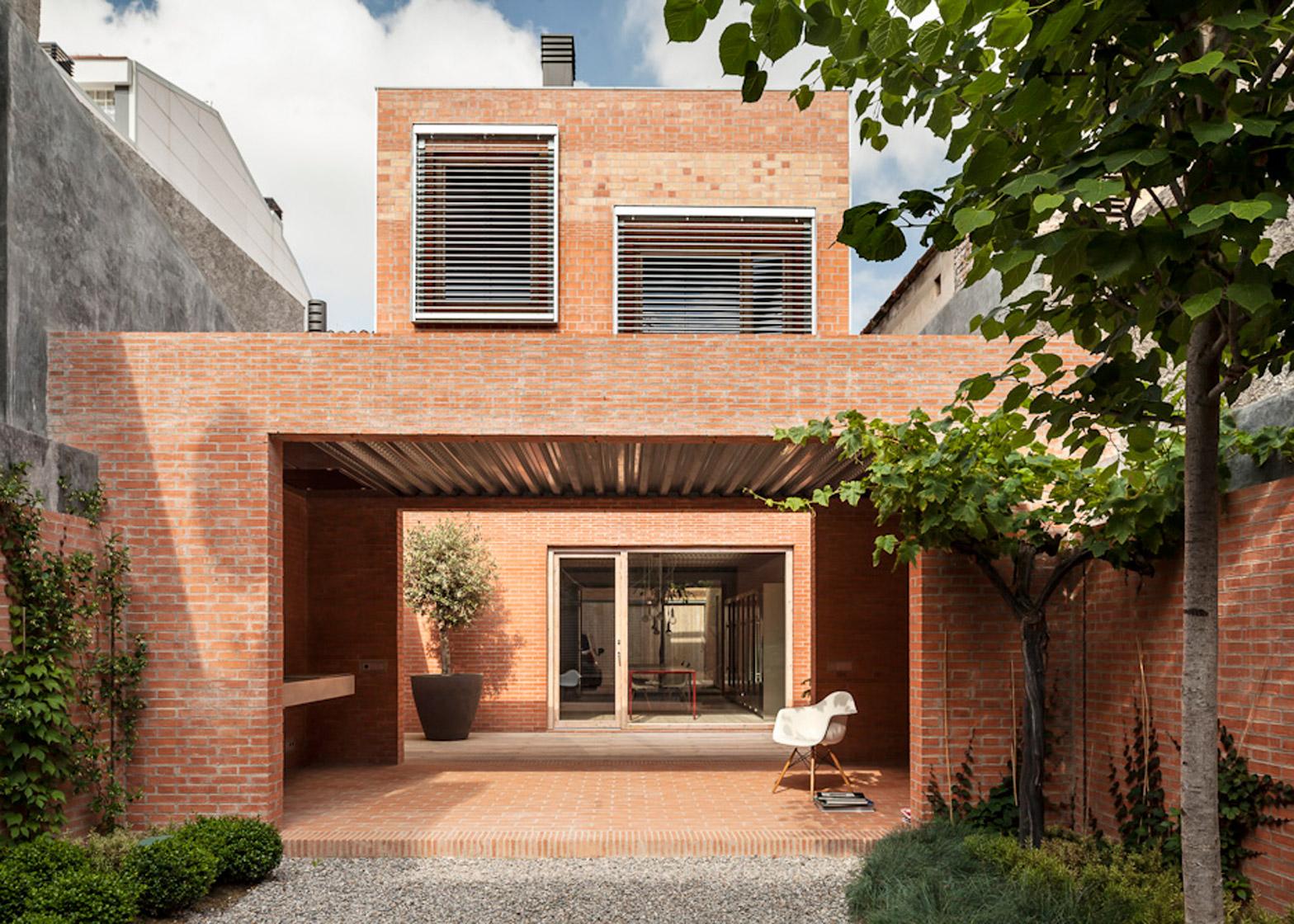 Dezeen's top 10 houses of 2015