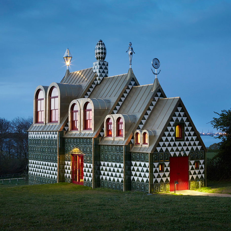 House for Essex by FAT and Grayson Perry