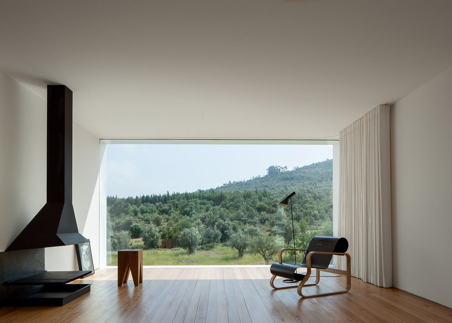 House in Fonte Boa by Joao Mendes Ribeiro