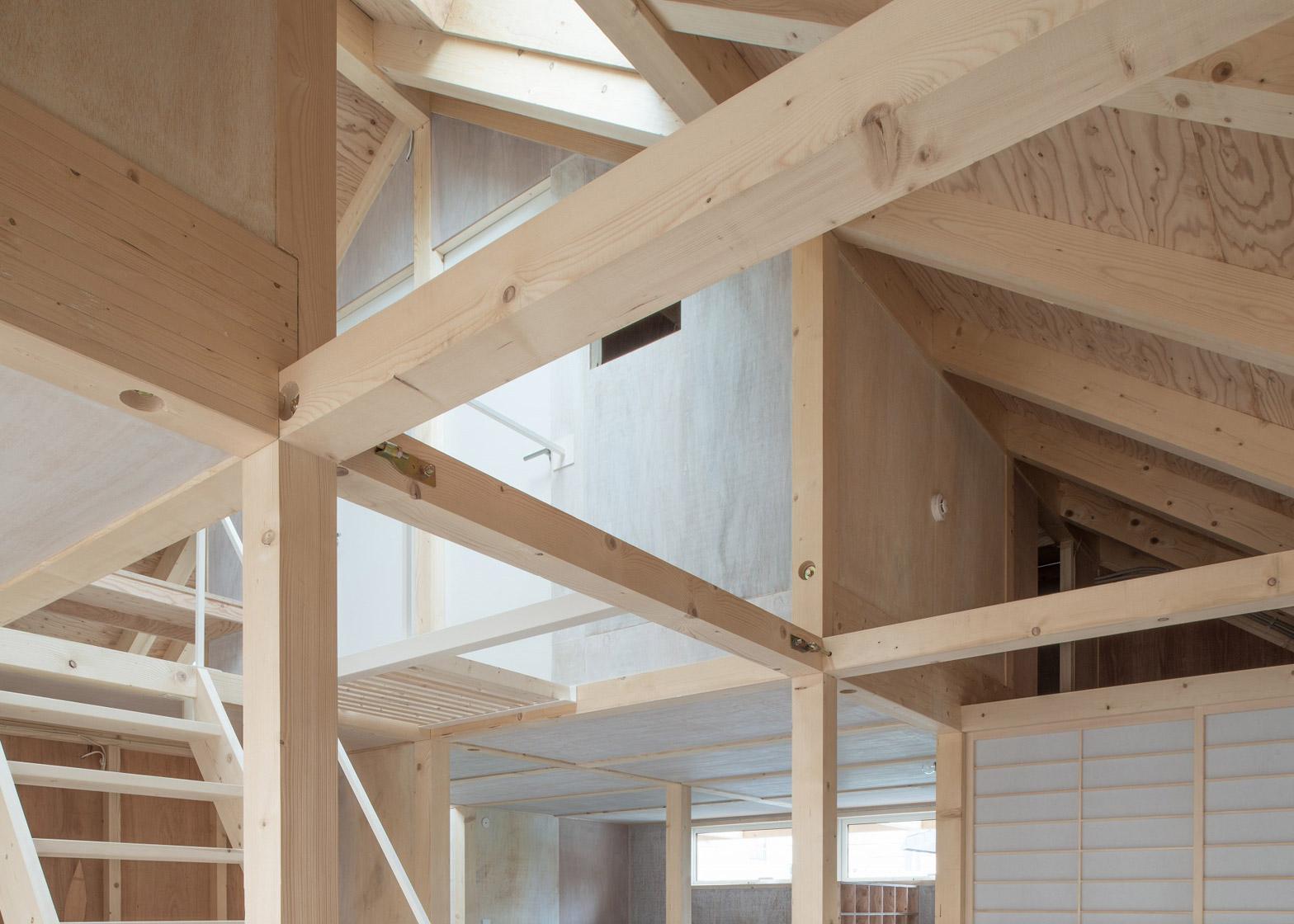 House in Skinkawa by Yoshichika Takagi