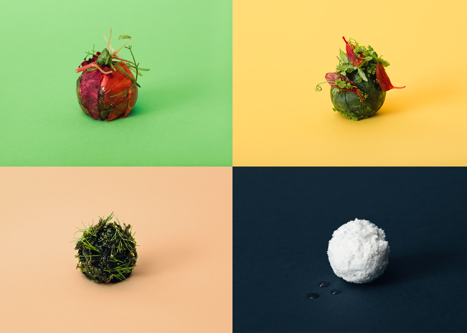 Future of the meatball by Ikea's Space10 research lab