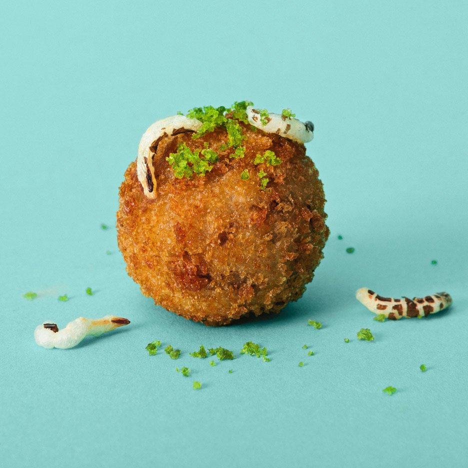 Ikea's Copenhagen research lab investigates the future of the meatball