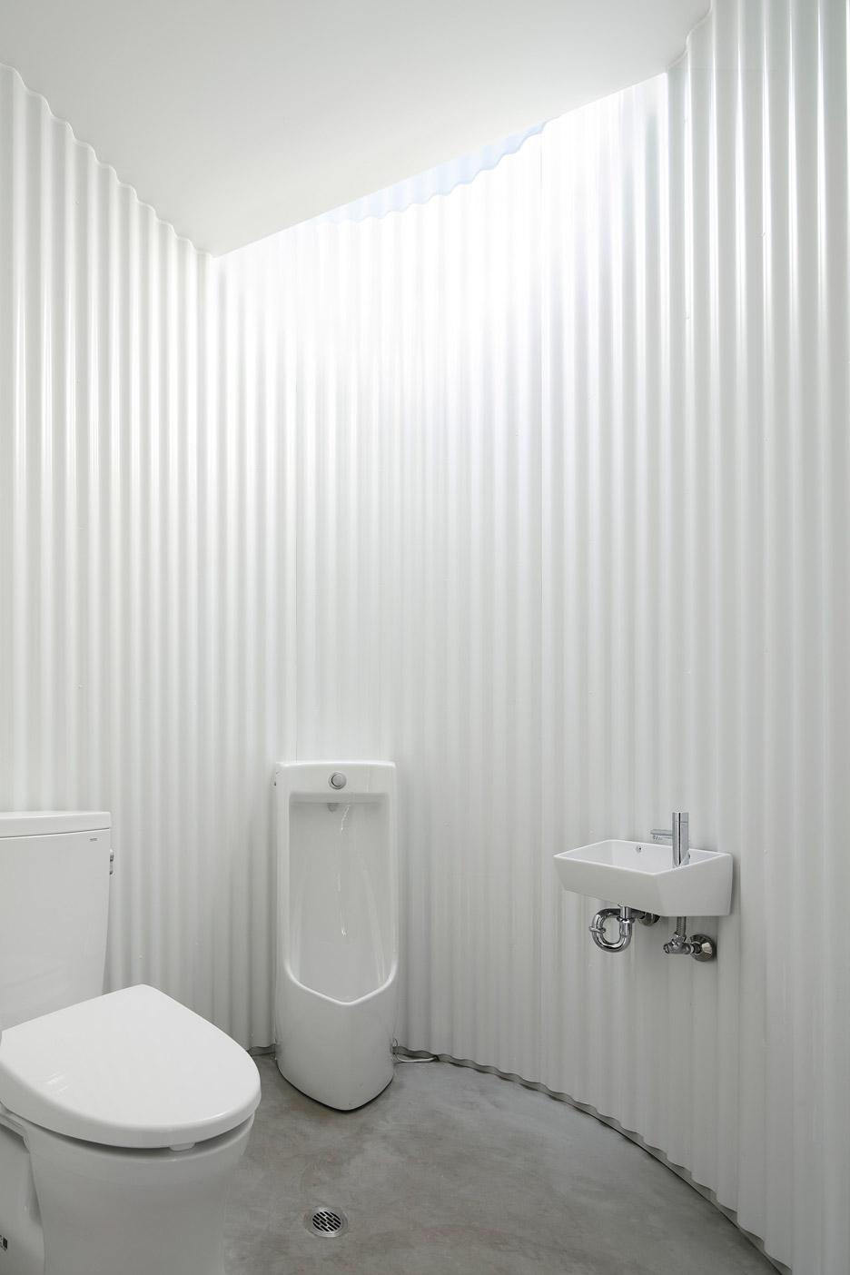 Kubo Tsushima designs public toilet for Japanese town