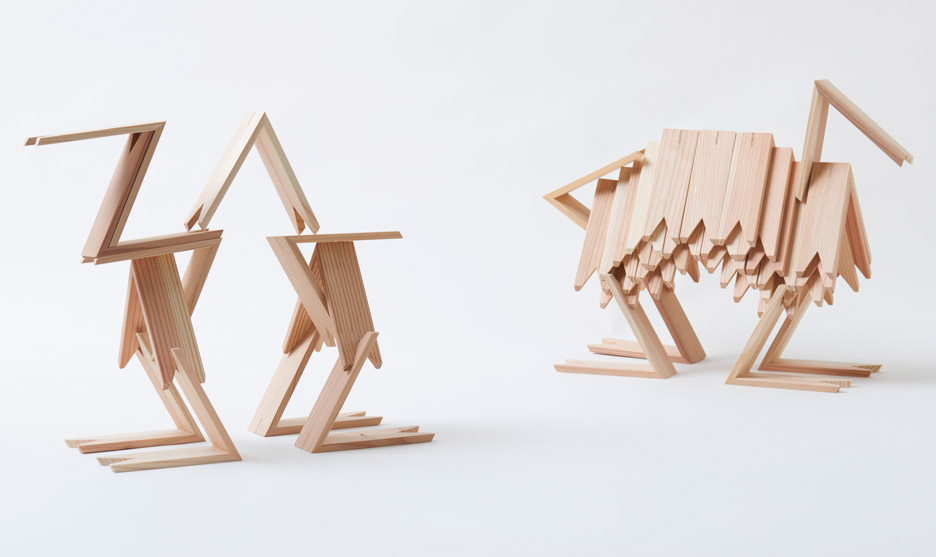 Tsumiki by Kengo Kuma