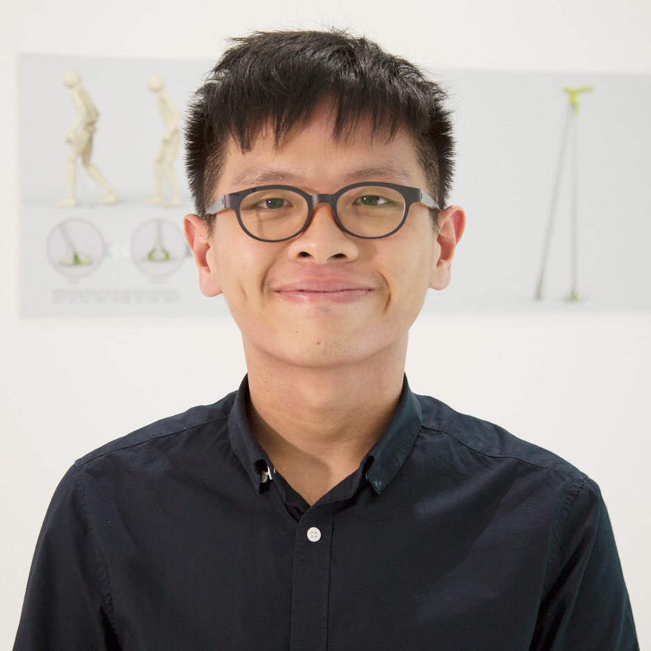 National University of Singapore graduate Kevin Chiam