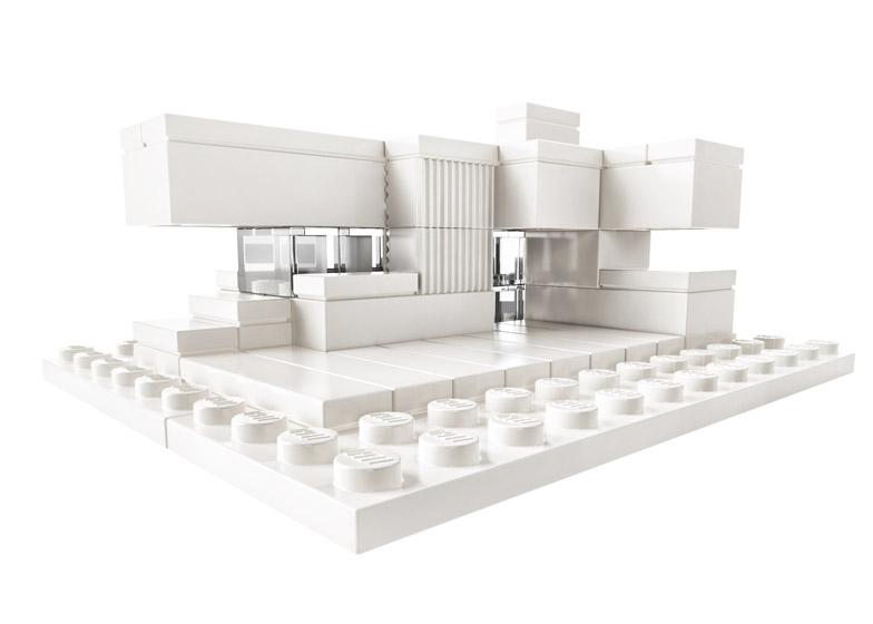 Lego Architecture Studio by Lego