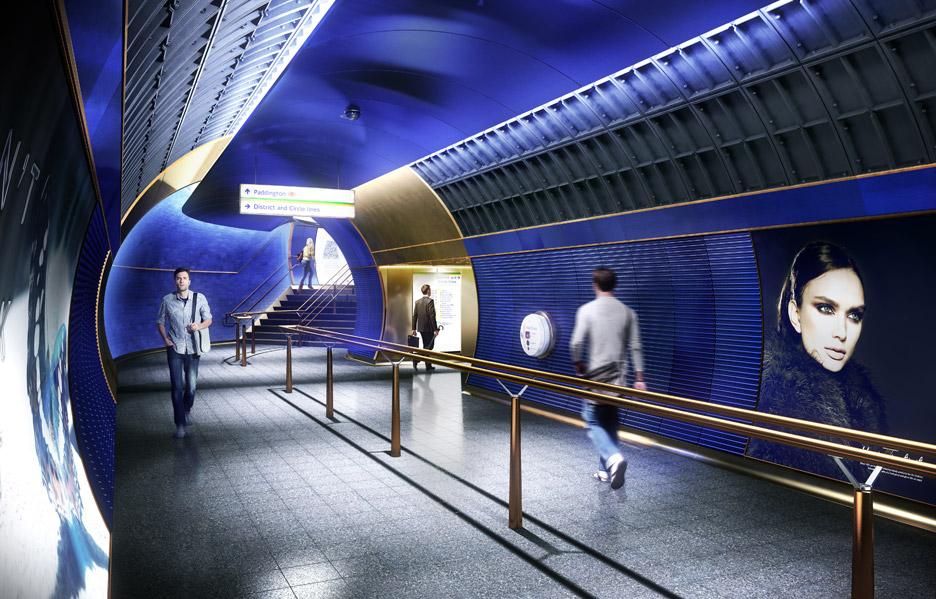 London Underground by Studio Egret West
