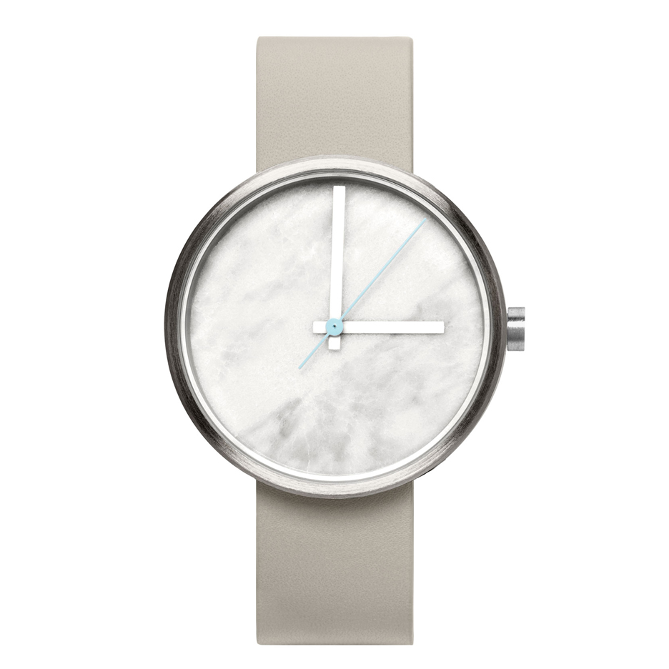 Marble_carrara _AÃRK_christmas-watch-guide_dezeen