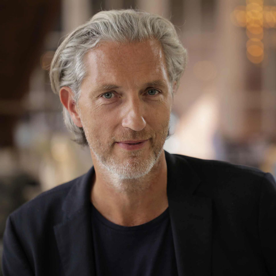 Moooi co-founder Marcel Wanders