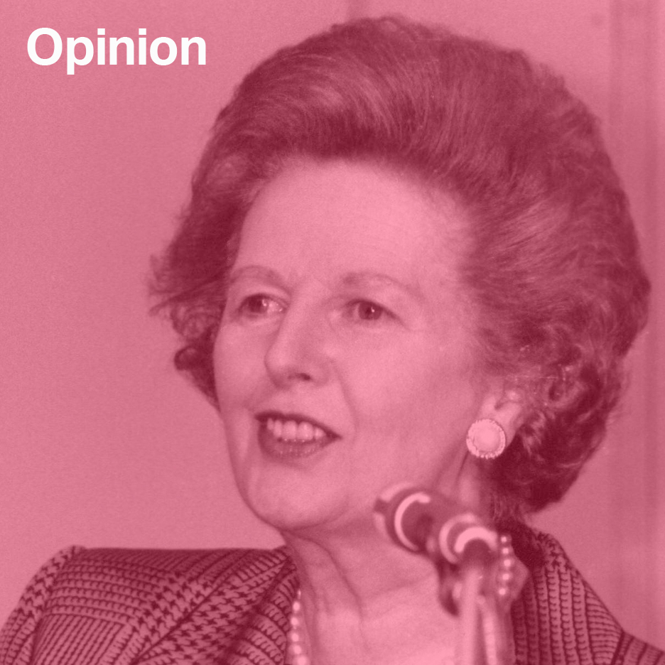 """What would you do with a piece of Thatcher memorabilia?"""
