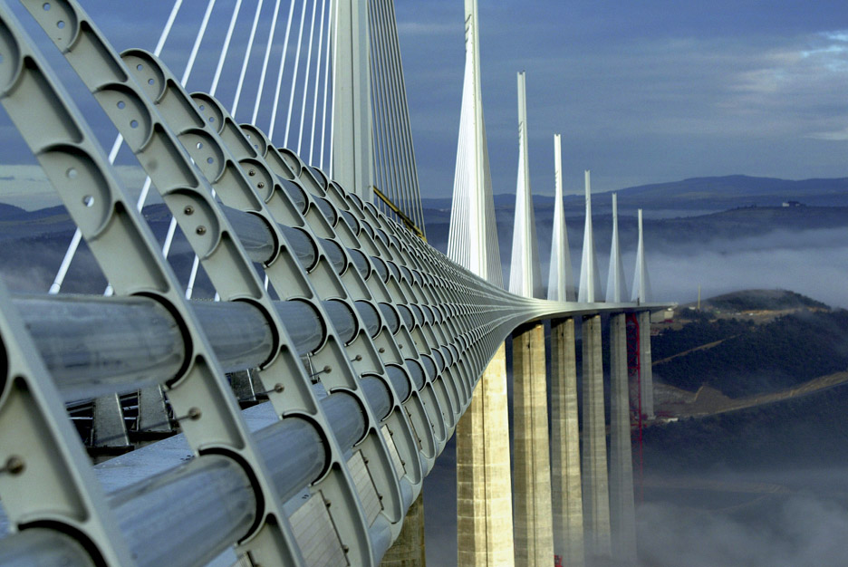 Millau Viaduct by Foster and Partners