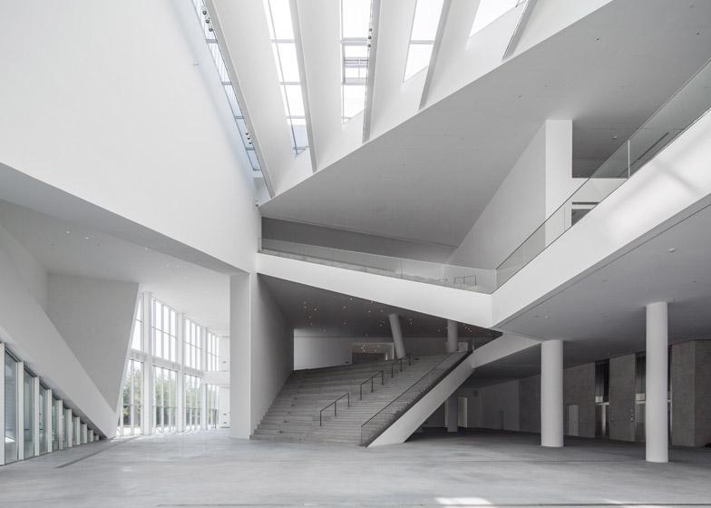 Minsheng Contemporary Art Museum by Studio Pei Zhu