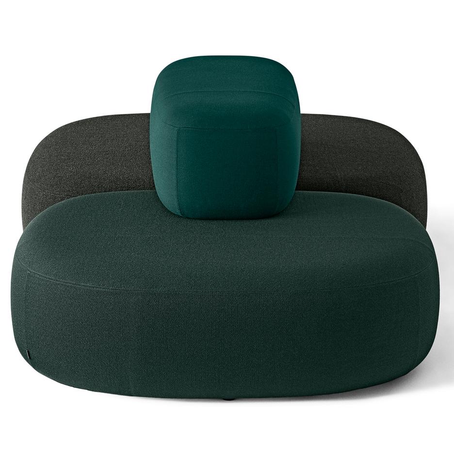 O Sofa by Kilo Design for Halle