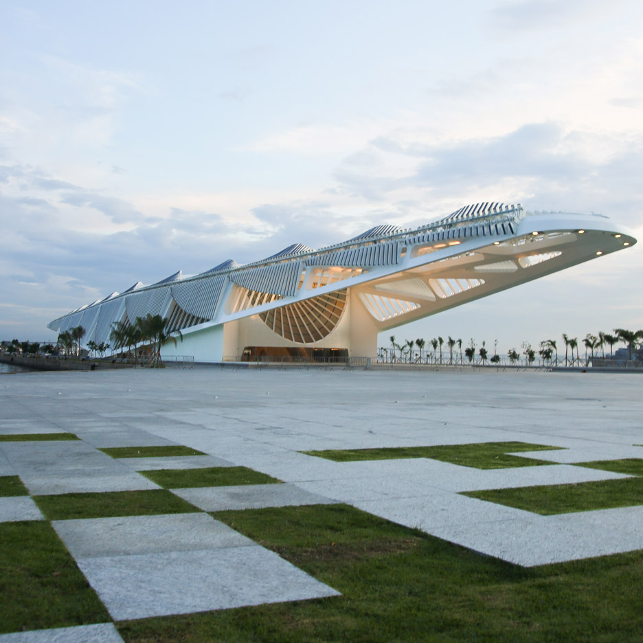 Museum of Tomorrow by Santiago Calatrava
