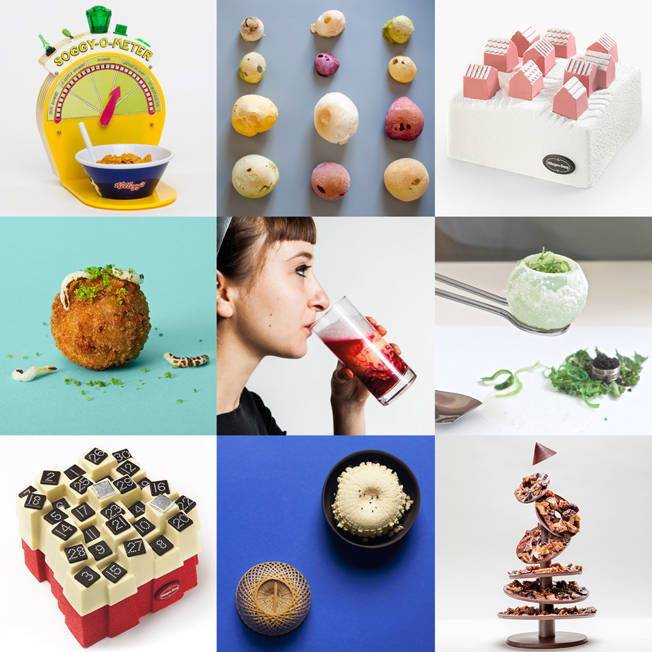 New Dezeen Pinterest board full of food-related design