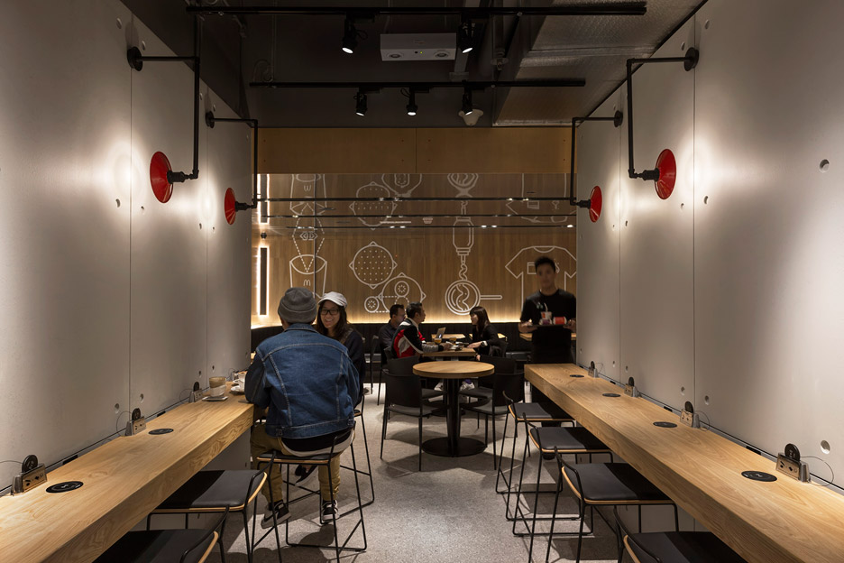 Non Design McDonald's by Landini Associates