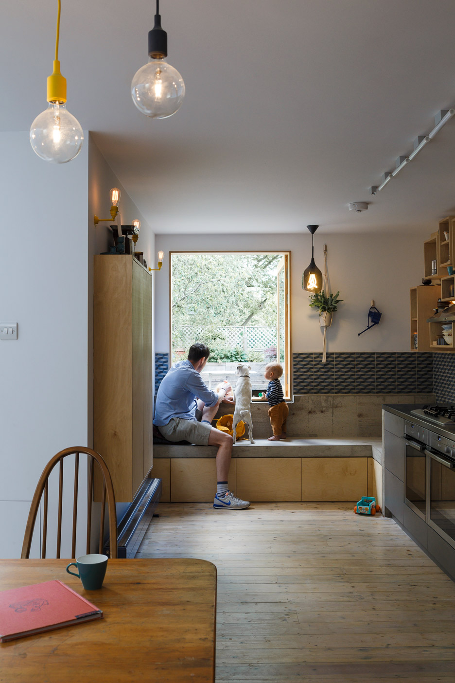 Nook House by Mustard Architects. Photograph by Tim Crocker