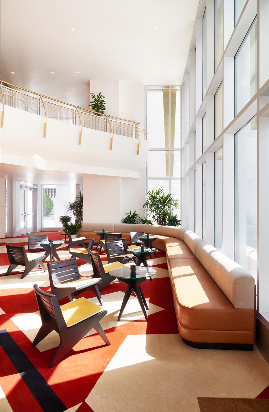 The Durham North Carolina hotel by Commune