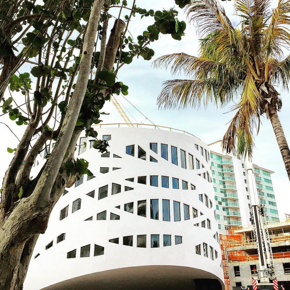 OMA's Faena Forum in Miami Beach