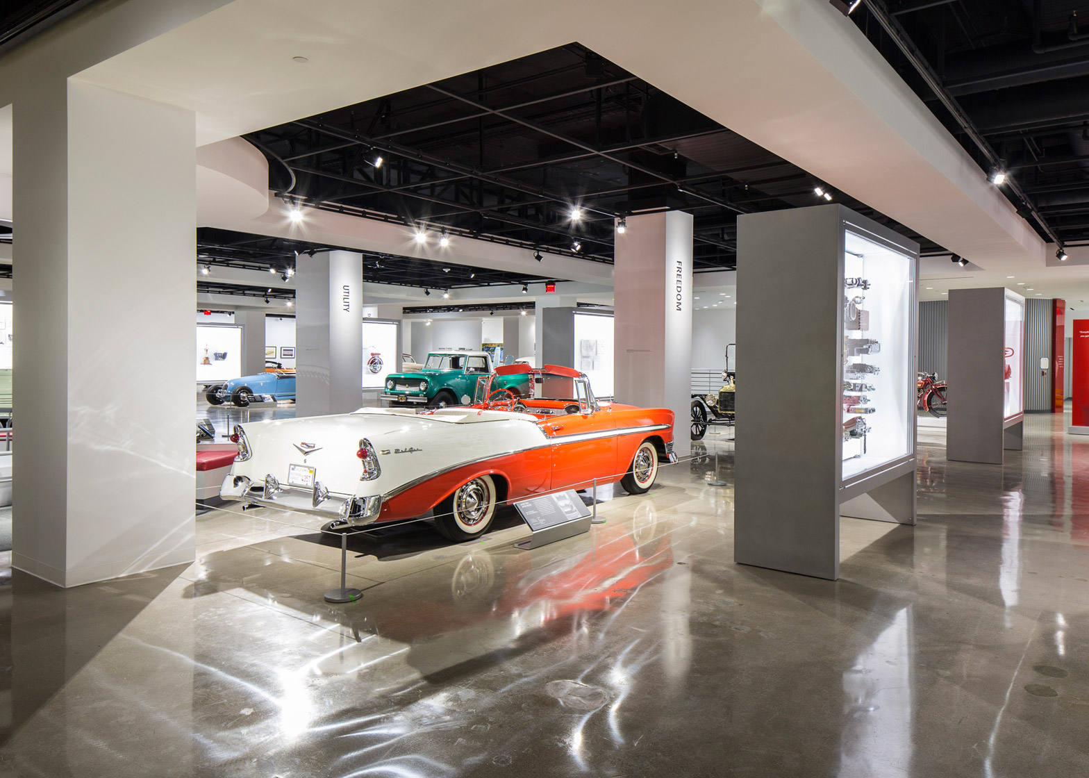 Petersen Automotive Museum by KPF
